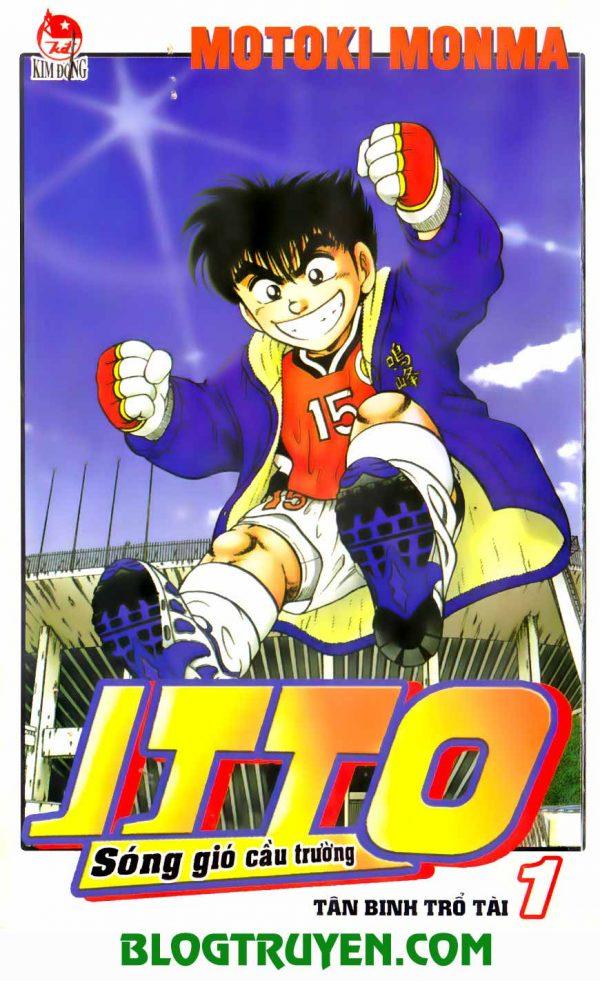 Truyện tranh Buttobi Itto (Jindo Đại học) - Sóng gió cầu trường