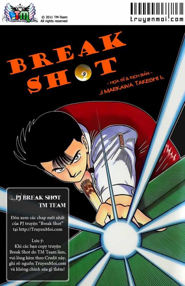 Truyện tranh Break Shot - Cao thủ Bi a Full Online