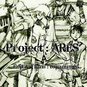 Truyện tranh Ares - Kiếm sĩ lang thang FULL Online