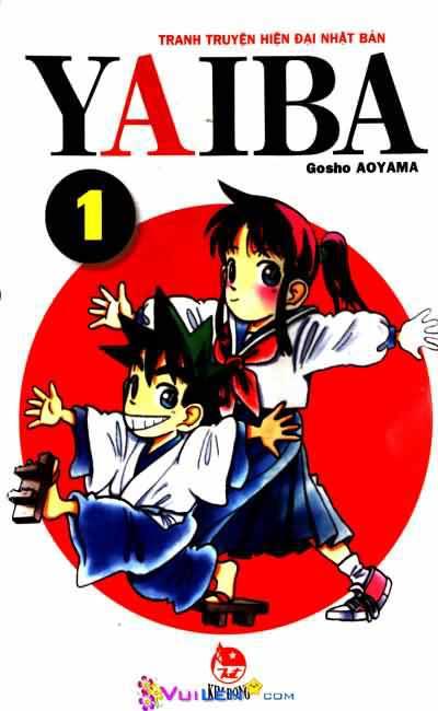 Truyện tranh Yaiba - Đọc truyện Yaiba Online