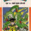 Truyện tranh Dragon Quest: Dấu ấn rồng thiêng