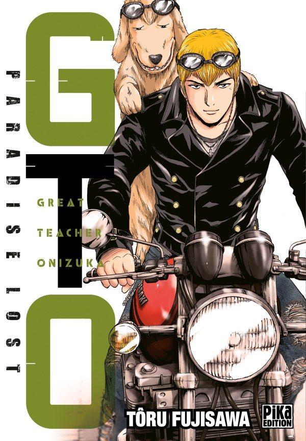 Truyện tranh Great teacher Onizuka (GTO)